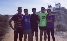 Dani Sanz, Gema Martín y el At. Macotera, a brillar en el Nacional de cross por clubes