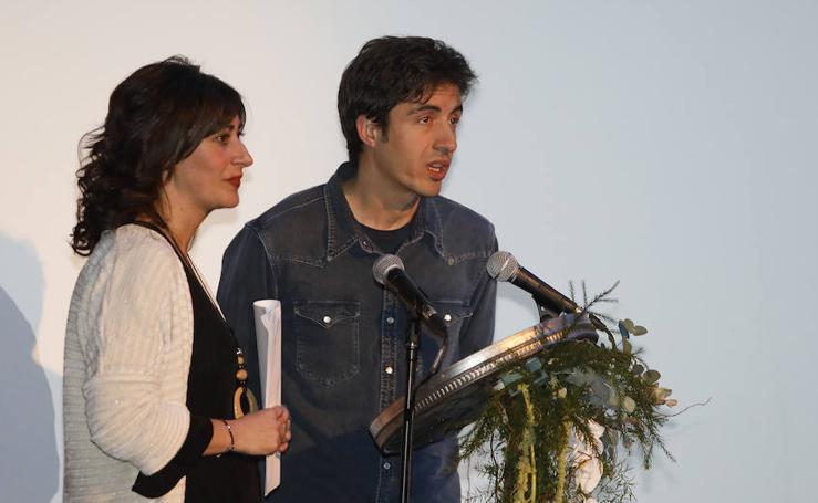 Inauguración de la 28 Muestra Internacional de Cine de Palencia