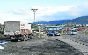 Adjudicadas las obras para mejorar la rotonda de la SG-500 en El Espinar