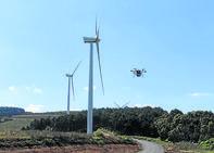 Drones salmantinos en México