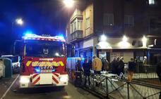 Arde la cocina del bar Boa de Valladolid