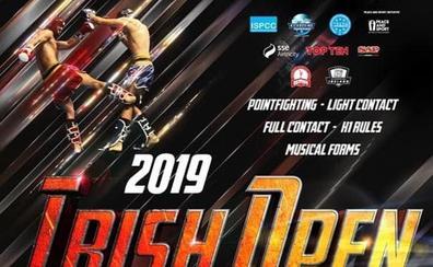 Destacada presencia de salmantinos en la Copa del Mundo Irish Open que se celebra en Dublín