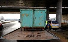 Denunciados en Valladolid 18 camiones y furgonetas durante una campaña de control