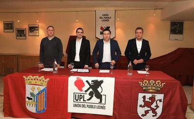 Unión del Pueblo Leonés aspira a la Alcaldía para «hacer valer» a la ciudad ante la Junta y el Gobierno