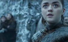 Arya mira a los dragones en la nueva mini escena de 'Juego de Tronos'