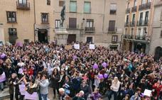 IU pedirá al pleno del Ayuntamiento de Segovia que respalde la huelga del 8-M