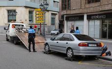 Las infracciones de tráfico se han reducido en Palencia el 18,5% en el último año