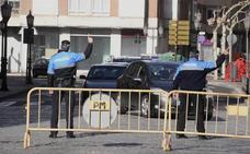 El centro de Valladolid afronta hoy el cuarto día de corte con un aluvión de críticas al Ayuntamiento