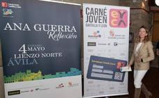 Ana Guerra pondrá voz en Ávila a la tercera edición del Concierto Carné Joven