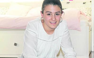 El sueño cumplido de Ángela Colomer de publicar un libro con 13 años