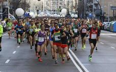 Iván Roade defenderá su título en la VIII Media Maratón Ciudad de Salamanca