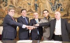 La USAL constituye la primera cátedra de prevención de riesgos laborales de España