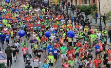 La Media Maratón Ciudad de Segovia resta días al calendario