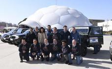 Solidaridad en 4X4 desde Valladolid con destino Marruecos