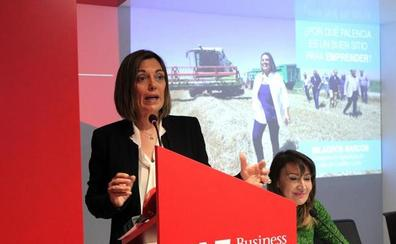 Palencia expone su potencial para la inversión a empresas de Madrid