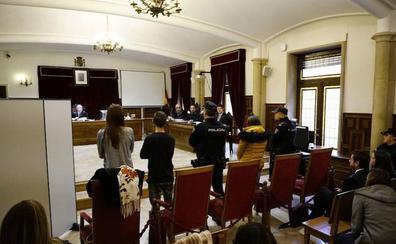 Condenan a La Rubia a 19 años y medio por apuñalar a tres jóvenes en las fiestas de Calzada de Valdunciel