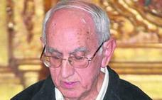 Muere Diodoro Sarmentero, párroco de Villallón de Campos durante 40 años