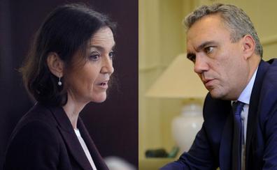 Ferraz impone a la ministra Maroto como cabeza de lista al Congreso por Valladolid