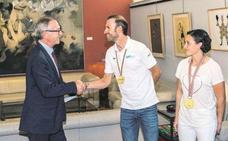 Alejandro Valverde, Regino Hernández y Joana Pastrana, Premios Nacionales del Deporte 2018