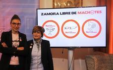 Polémica por la campaña contra los piropos, sobones y mirones del Ayuntamiento de Zamora