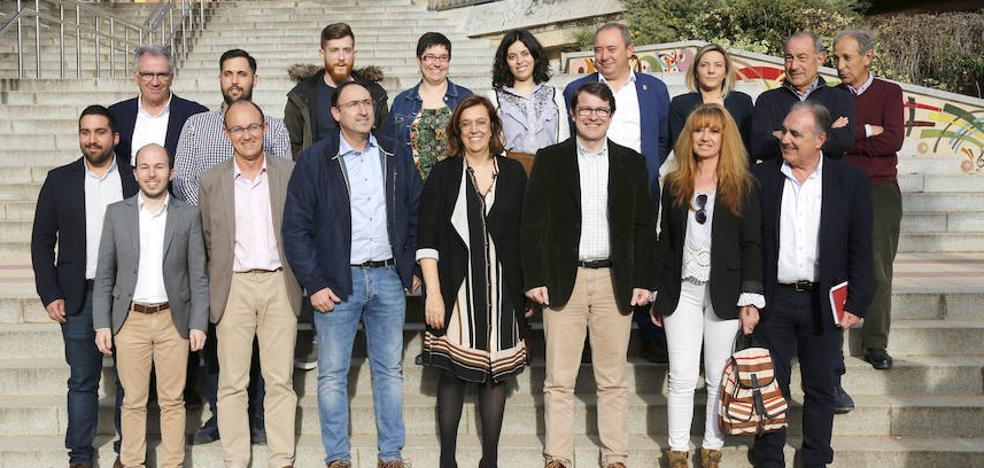 El PP de Palencia recurre a los afiliados más jóvenes para imponerse en el mundo rural