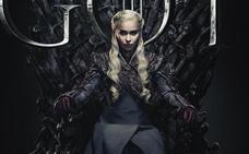 Nuevos póster e iconos de Twitter para el final de 'Juego de Tronos'