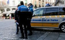 El sueldo de los policías locales subirá un 2,25%, como el del resto de los trabajadores municipales