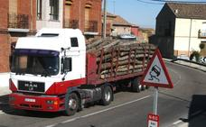 Multa de 3.400 euros por conducir con once toneladas de exceso de carga en Soria