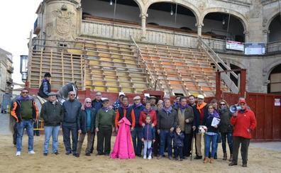 Patricia Zamarreño se convierte en la alguacililla de mayor antigüedad
