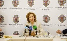 La rectora de la UPSA se muestra dispuesta a repetir en el cargo con un segundo mandato