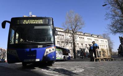 La gratuidad de Auvasa por la alta contaminación disparó el 31% el uso del bus en Valladolid