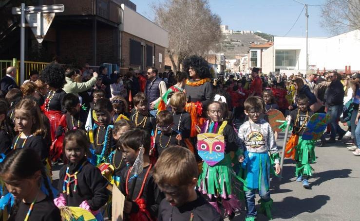 Carnaval en la provincia de Valladolid