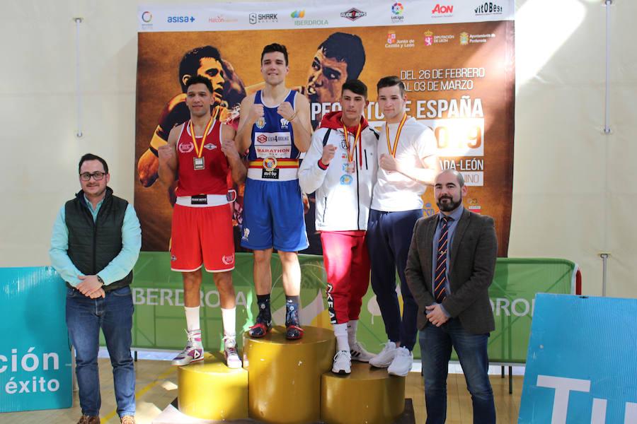 El Boxeo Valladolid, campeón de España por clubes