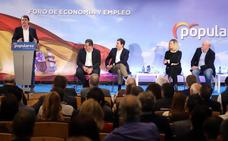 Mañueco se compromete a reducir la tasa de paro del 12% al 5% en cinco años y alcanzar el pleno empleo