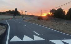 El nuevo Camino Alto de Tudela de Duero aliviará el tráfico en Laguna en horas punta