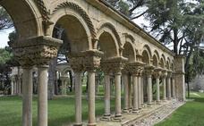 UPL pide a la Junta que exija la devolución a Salamanca del claustro románico de Palamós