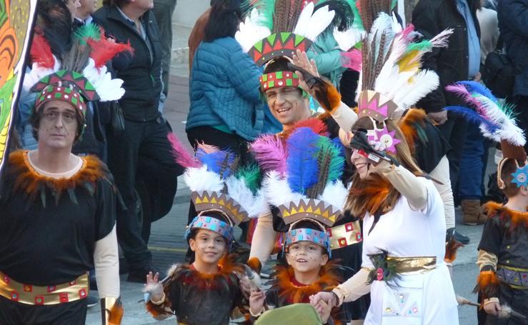 Carnaval en Tudela de Duero (1/2)