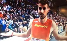 Exhibición de Álvaro de Arriba para meterse en la final de 800 metros del Europeo