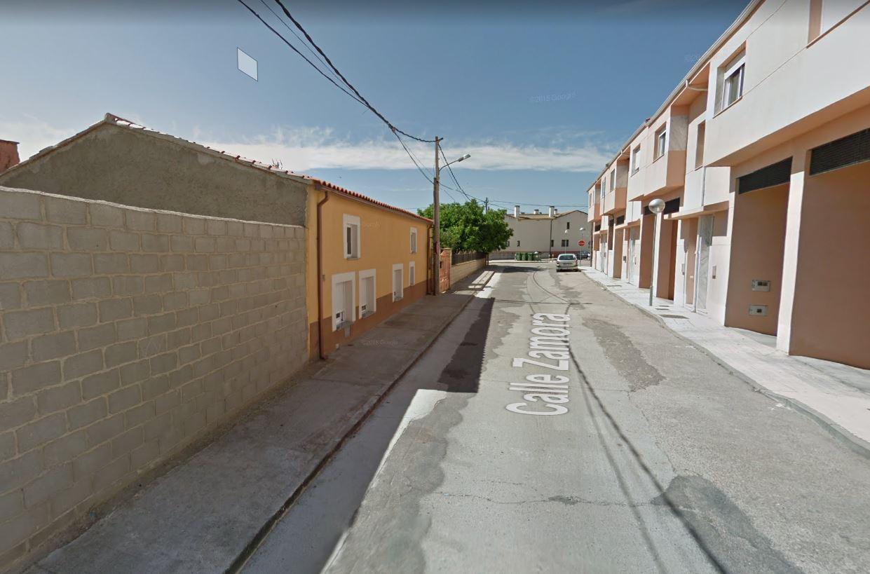 Heridos una mujer y dos menores en el incendio de una vivienda en Monfarracinos