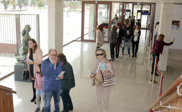 Jornada de puertas abiertas en las Cortes de Castilla y León