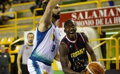 La Antigua CB Tormes sigue sin dar fuera de casa y cae en Albacete (75-64)