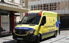 Dos jóvenes fallecen en Zamora al salirse de la vía el vehículo en el que viajaban