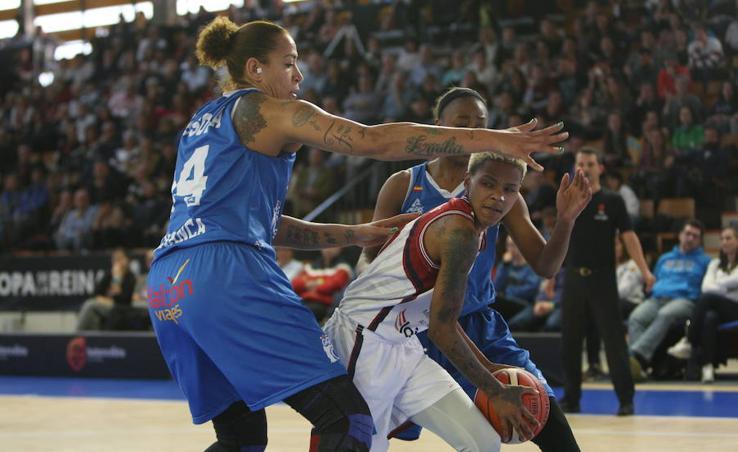CB Avenida 74-46 Gernika y defenderá su título ante Girona