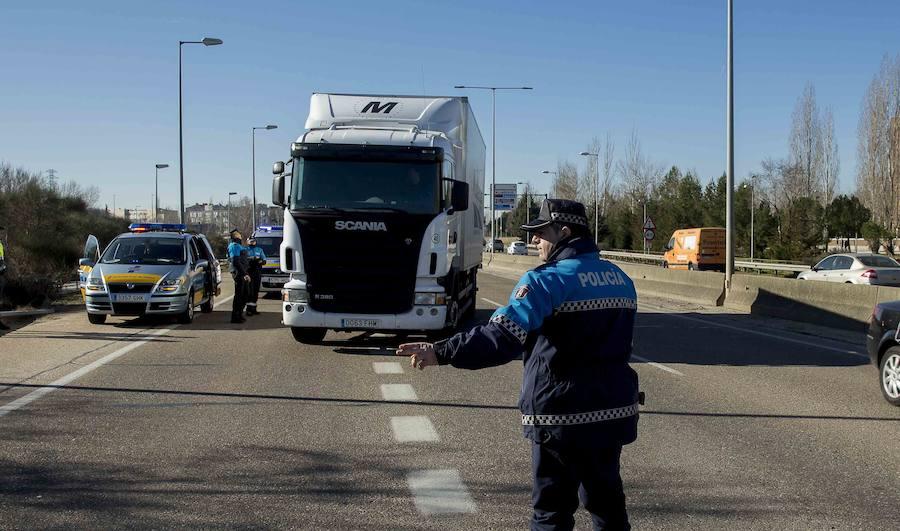 La Policia Local De Valladolid Pionera Contra La Seguridad