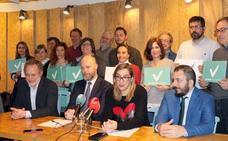 Valladolid Toma la Palabra confirma a Saravia y Fernández como candidatos a las primarias