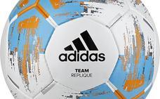 La Federación de Castilla y León repartirá 9.000 balones Adidas