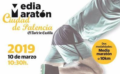 Palencia reúne el domingo a la élite de la media maratón para el campeonato regional