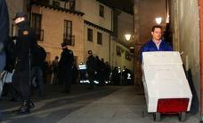 El Parlamento catalán pide la entrega «íntegra» de los 'papeles de Salamanca'