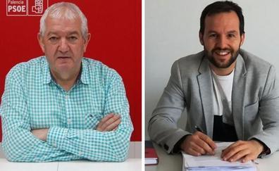 Cristian Delgado y Amador Aparicio, candidatos del PSOE a las alcaldías de Barruelo y Villamuriel
