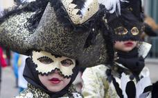 Derroche de imaginación en el desfile infantil de Toro